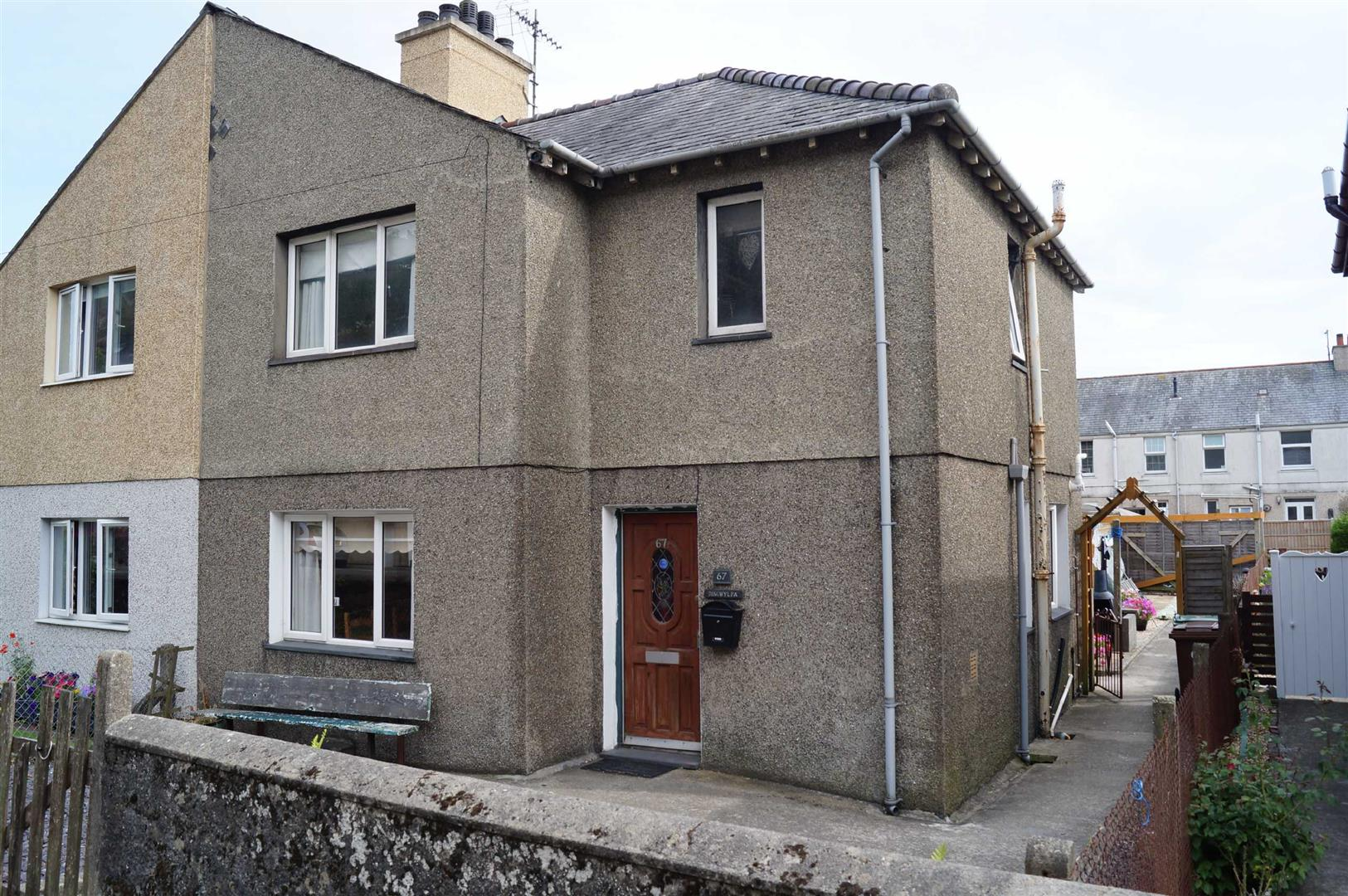 Abererch Road, Pwllheli - £135,000